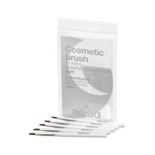 Soft Cosmetic Applicator Brushes – 5pk