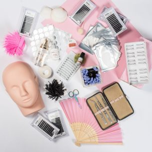 Eyelash Extension Kit – Classic and Volume