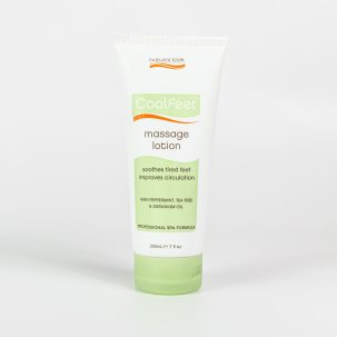 Natural Look Cool Feet Massage Lotion (200ml)