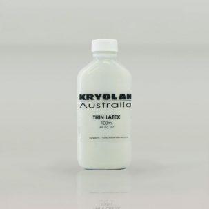 Kryolan Thin Latex 100ml